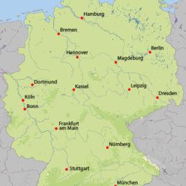 Lasergame in Berlin, Hamburg, München, Köln, Leipzig, Dresden, Frankfurt, Stuttgart, Dortmund, Düsseldorf