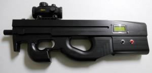 HT-90 Hi-Tech Lasertag