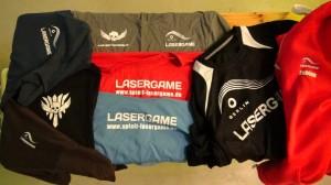 Lasergame Berlin T-Shirts