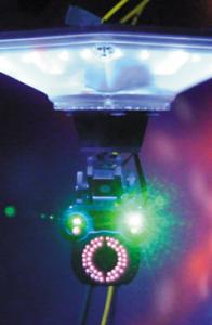 Fernsteuerbare Lasertag Kanone
