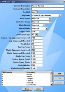 Lasertag Software Laserforce