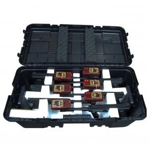 Lasertag Ausrüstung 6er
