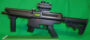 Hi-Tech Lasertag Tagger Modell HT-4