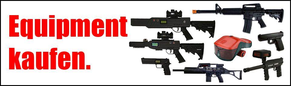 Lasertag Equipment kaufen