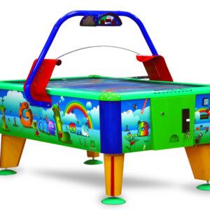 Airhockey in Kindergröße - Design Gameland