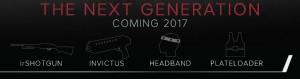 Generation 3 Lasertag Equipment