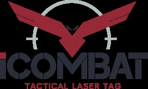iCombat Lasertag Logo