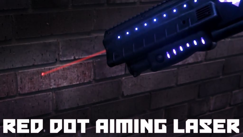 Red dot aiming laser Lasertag
