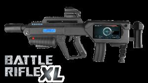 Battle Rifle Pro XL Lasertag Gewehr