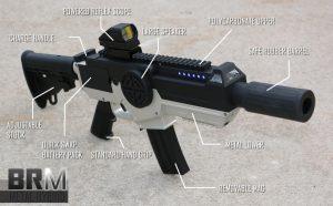 BRM Lasertag Pro Gewehr