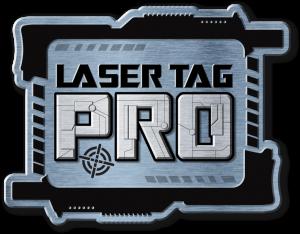 Lasertag Pro Equipment Logo