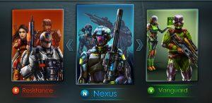 Lasertag Auswahl Clan