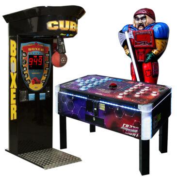 Neues Angebot: NFC Bezahlkarten für Arcades